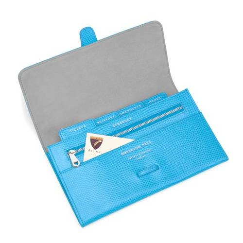 Aspinal Classic Travel Wallet