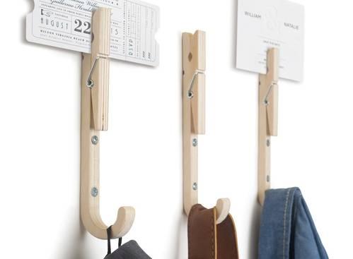 Jpeg Wall Hooks - Coat Hooks