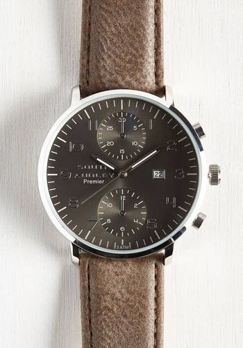 Essential for Potential Men's Watch