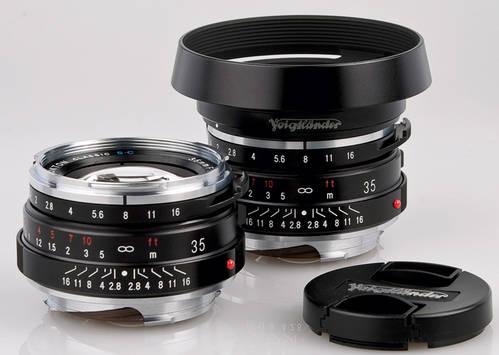 Voigtlander Nokton Classic 35mm f/1.4