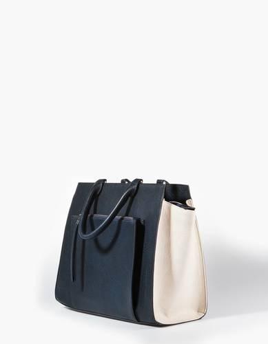 Trapezium bag Womens Bag