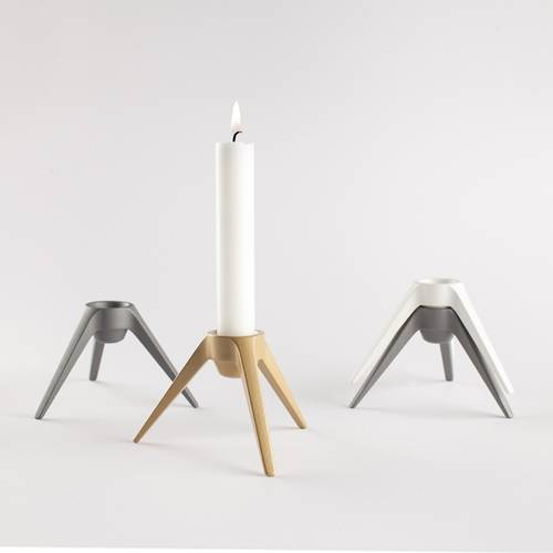 Satellite Candleholder