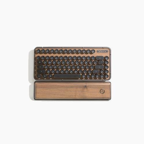 Azio Compact Keyboard in Elkwood