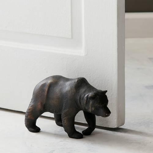 Grizzly Bear Doorstop