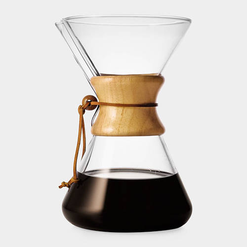 Chemex Handblown Coffee Maker