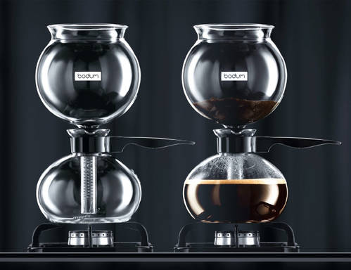 PEBO Vacuum coffee maker