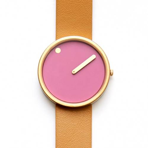 Picto watch pink