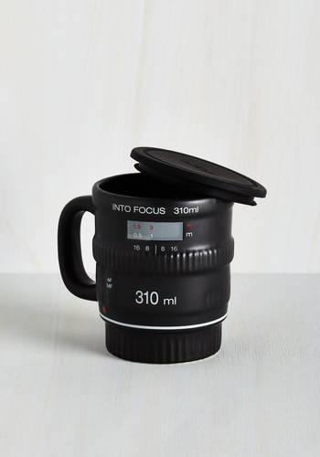Pour and Shoot Mug