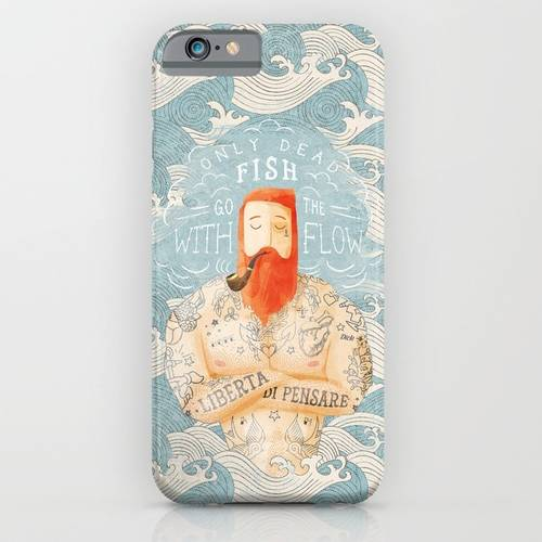 Sailor iPhone & iPod Case
