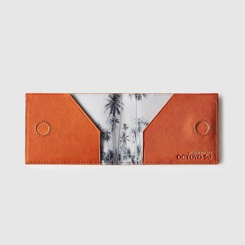 Men's Leather California Wallet