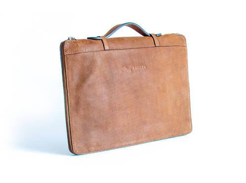 The Slim Safe Portfolio Bag