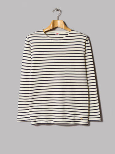 Marin're Loctudyi striped shirt