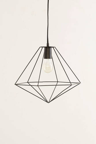 Magical Thinking Geo Diamond Pendant Light