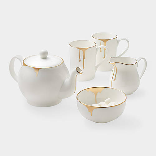 Drip Tease Tea set Collection