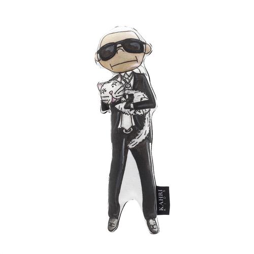 Karl Largerfeld Doll