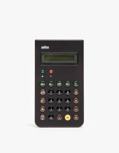 Braun / Calculator in Black