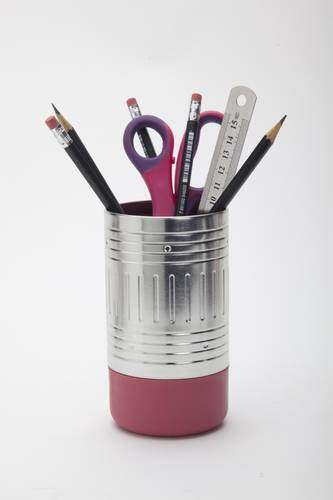 Pencil End Cup - stationery holder