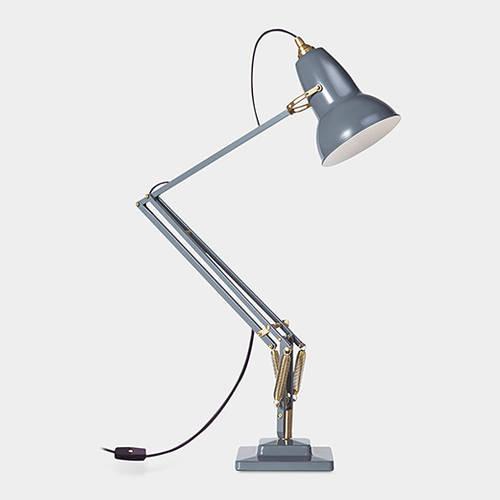 Original 1227 Gray Anglepoise Lamp