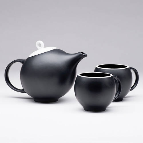 EVA Teapot and Cups