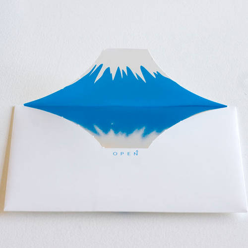 Mt.Fuji Envelope