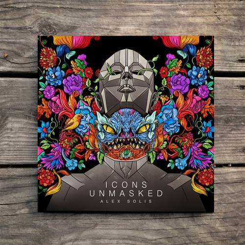 Icons Unmasked Book by Alex Solis
