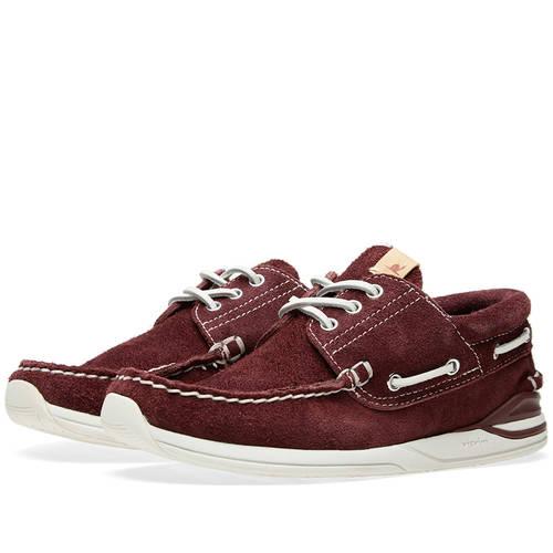 Hockney-Folk boat shoes