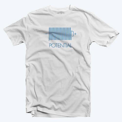 Potential Energy Tshirt