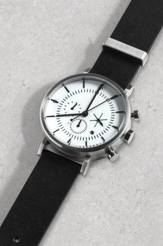 AÃRK Eon - Silver Watch