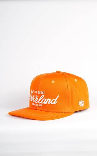 Great Norrland Cap - Orange