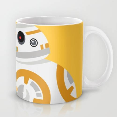 "BB-8 - ""Bleep Bop Bleeb"" Mug"