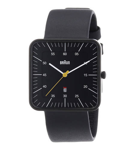 Braun Men's Black Watch