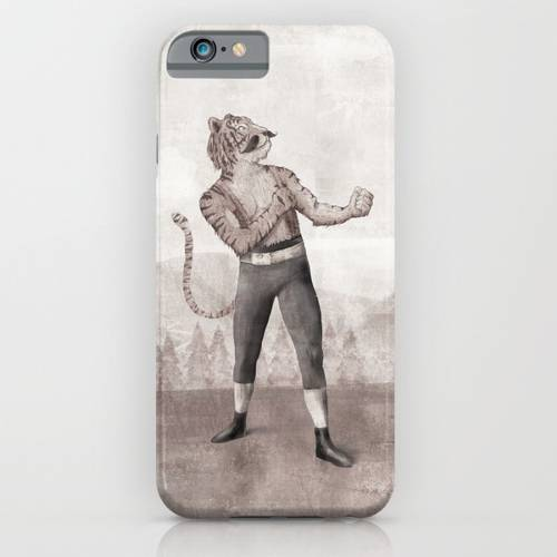 Champ iPhone Case