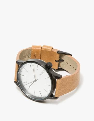 Komono / Winston Regal Watch in Camel