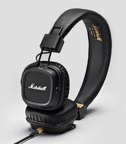 Major II Black Heaphones