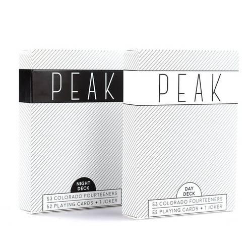 Peak Playing Cards - 2 Pack