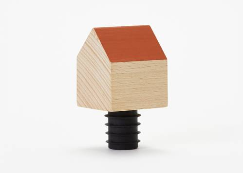 Bottle house wine stopper