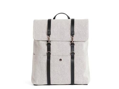 M/S Backpack - Glacier/Black