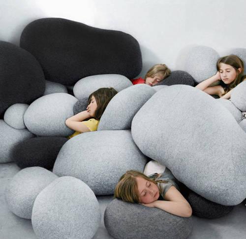 Mix Color Living Stones Pillows