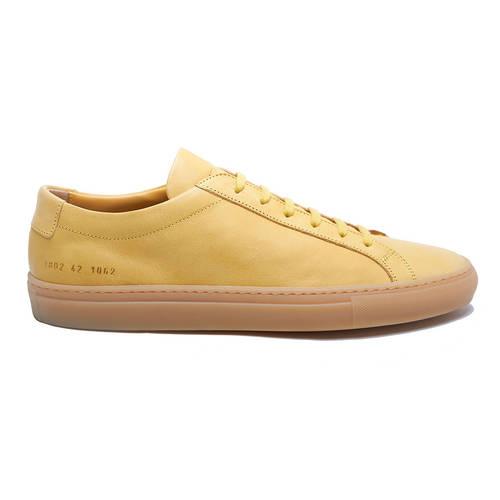 Achilles Raw - Mustard