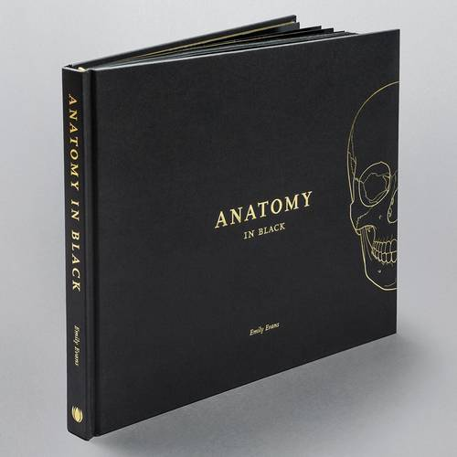 Anatomy in Black by Emily Evans
