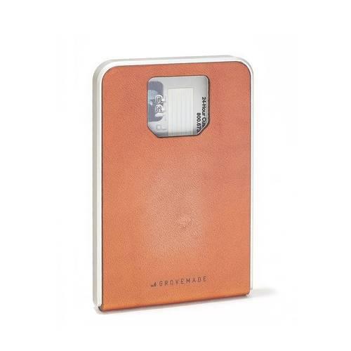 Tan Minimalist Wallet