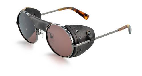 NL6 Gun Metal Sunglasses