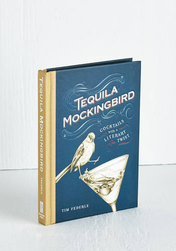 Tequila Mockingbird Cocktail book