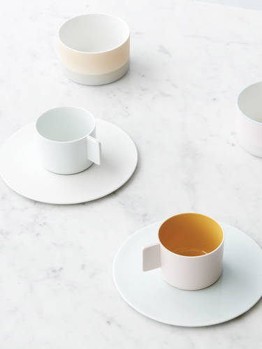 Arita Japan Coffee Cup