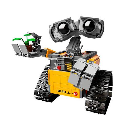 WALL E Lego toy