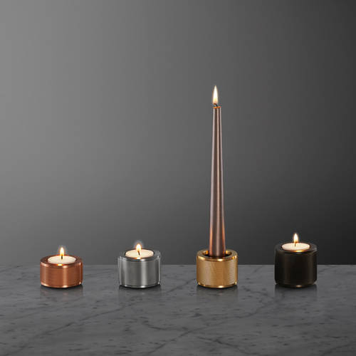 HEAVY METAL / candle holders