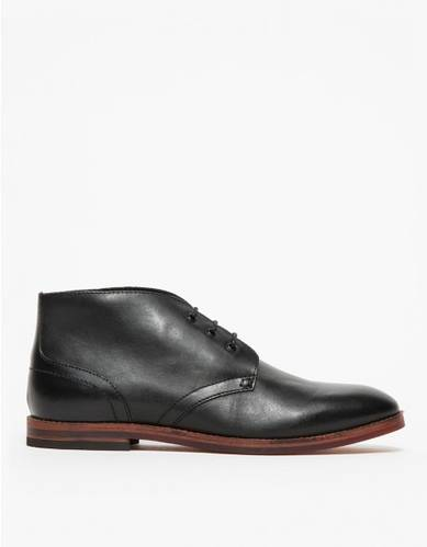 Houghton Shoe in Black