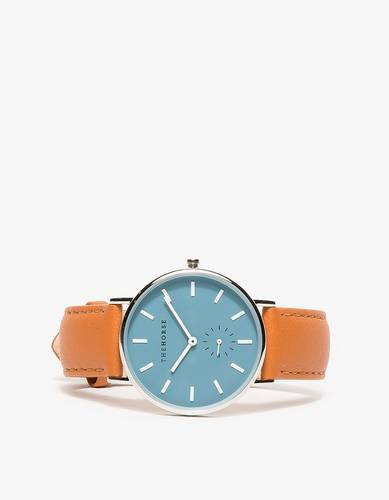 The Horse / The Classic Sea Salt Blue Watch