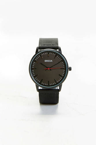 Black Breda Valor Watch