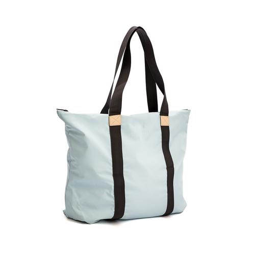 Waterproof Tote Bag Light Blue